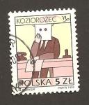 de Europa - Polonia -  INTERCAMBIO