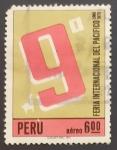 Sellos de America - Perú -  RESERVADO CARLOS RODENAS