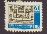 Sellos de America - Perú -  RESERVADO DAVID MERINO