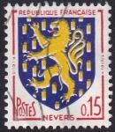 Sellos del Mundo : Europa : Francia : Nevers