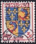 Sellos del Mundo : Europa : Francia : Dauphine