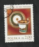 Sellos del Mundo : Europa : Polonia :  2557 - Porcelana polaca