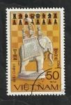 Sellos del Mundo : Asia : Vietnam :  429 - Pieza de ajedrez