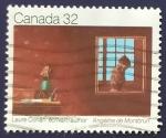Sellos del Mundo : America : Canadá :  RESERVADO MIGUEL A. SANCHO