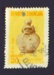 Sellos de America - Rep Dominicana -  Arqueologia