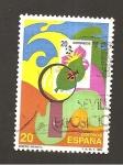 Sellos del Mundo : Europa : España :  RESERVADO JORGE GOMEZ