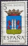 Sellos de Europa - España -  Badajoz
