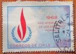 Sellos del Mundo : America : Chile : Derechos Humanos
