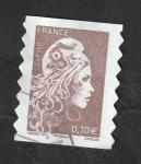 Sellos del Mundo : Europa : Francia :  1595 - Marianne d'YZ