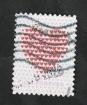 Sellos del Mundo : America : Estados_Unidos : 5288 - Love, Corazón formado por pequeños corazones