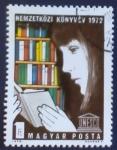 Sellos del Mundo : Europa : Hungría : Año Internacional del libro