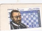sello : America : Cuba : Ruy Lopez Segura