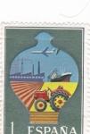 Sellos del Mundo : Europa : España : Caja Postal de Ahorros(47)