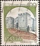 Sellos de America - Italia -  Castillos Italianos