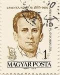 Sellos del Mundo : Europa : Hungría : LATINKA SANDOR 1886-1919