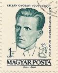 Sellos de Europa - Hungría -  KILLAN GIORGI 1907-1943