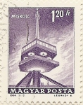 Sellos de Europa - Hungría -  MISOLC
