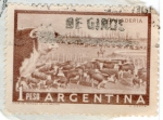 Sellos del Mundo : America : Argentina : GANADERIA
