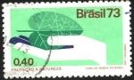 Sellos de America - Brasil -  Protección de la naturaleza.