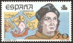 Sellos del Mundo : Europa : España : 2923 - V Centº del descubrimiento de América, Cristóbal Colón