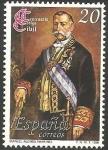 Sellos del Mundo : Europa : España : 2968 - Centº del Código Civil, Manuel Alonso Martinez, Ministro de Gracia y Justicia