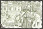 Sellos del Mundo : Europa : España :  2983 - Carlos III y La Ilustración, Puerta de Alcalá y Fuente de Apolo