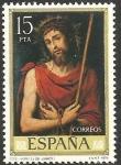 Sellos del Mundo : Europa : España : 2539 - dia del sello, juan de juanes (IV centº de su muerte), ecce homo