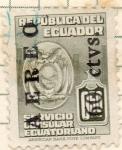 Sellos del Mundo : America : Ecuador : consular