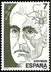 Sellos del Mundo : Europa : España :  ESPAÑA 1986 2853 Sello Nuevo Personajes Francisco Loscos Bernal (1823-1886) Yvert2468 Scott2482