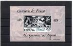Sellos del Mundo : Europa : España : Centenario de Picasso 1881 - 1973  El Guernica en España