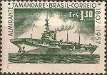Sellos del Mundo : America : Brasil :  Almirante tamandaré