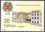 Sellos del Mundo : Europa : España : 2907 - 75 anivº de la Escuela de Armería de Eibar