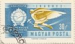 Sellos de Europa - Hungría -  IKARUSZ