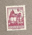 Sellos de Europa - Rumania -  Castillo de Bran