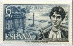Sellos de Europa - España -  Rosalia de Castro