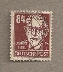 Sellos de Europa - Alemania -  August Bebel