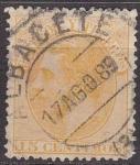 Sellos de Europa - España -  ESPAÑA 1879 210 Sello º Rey Alfonso XII 15c