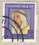 Sellos del Mundo : Asia : Kuwait : Abdullah III Al-Salim Al-Sabah