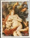 Sellos del Mundo : America : Paraguay : Pinturas de Rubens