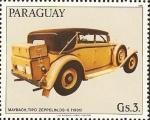 Sellos del Mundo : America : Paraguay : Autos Maybach