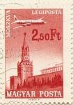 Sellos de Europa - Hungría -  MOSZKVA