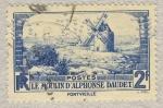 Sellos del Mundo : Europa : Francia : 70 ans 'Lettres de mon Moulin d'Alphonse Daudet