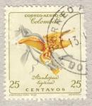 Sellos de America - Colombia -  Stanhopea tigrina