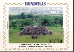 Sellos del Mundo : America : Honduras :  ARQUEOLOGÍA