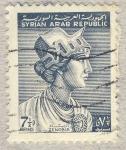 Sellos de Asia - Siria -  Zenobia