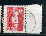 Sellos de Europa - Francia -  Marianne del bicentenario