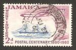 Sellos del Mundo : America : Jamaica : 185 - Centº del sello jamaicano