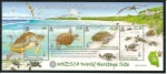 Sellos del Mundo : Oceania : Pitcairn : Isla de Henderson
