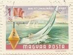 Sellos de Europa - Hungría -  BALATONALMADI PART 2