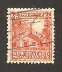 Sellos del Mundo : Oceania : Nueva_Zelanda : Vivienda maori